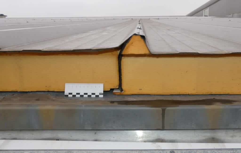 Gutachten am Bau - Sachverständiger für Metalldächer, Sandwichelemente und Metallleichtbau