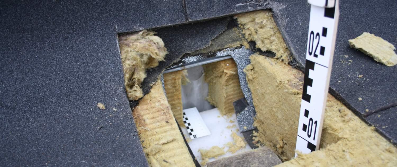 Schäden am Flachdach - Gutachter für Terrassen, Dachterrassen und genutzte Flachdächer – Sachverständiger