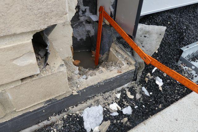 Sachverständiger für Bauwerksabdichtungen und Mauerwerkssockel - Abdichtungen in NRW